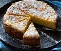 Orange, Lemon, Coconut and Almond Cake