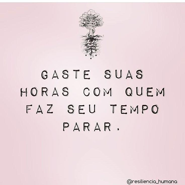 """1,549 curtidas, 1 comentários - ByNina (Carolina Carvalho) (@instabynina) no Instagram: """"#regram @resiliencia_humana  Ah o amor!!! ❤️ #frases #amor #tempo #resiliênciahumana"""""""
