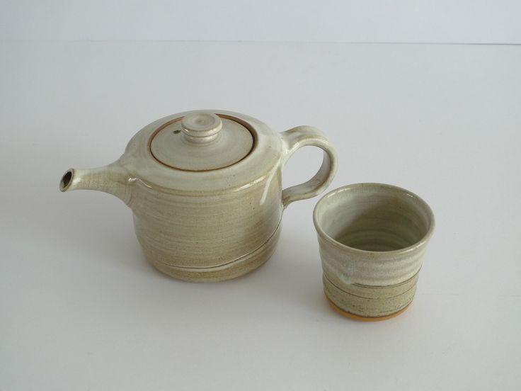 Stoneware teapot - Scintilla Demi