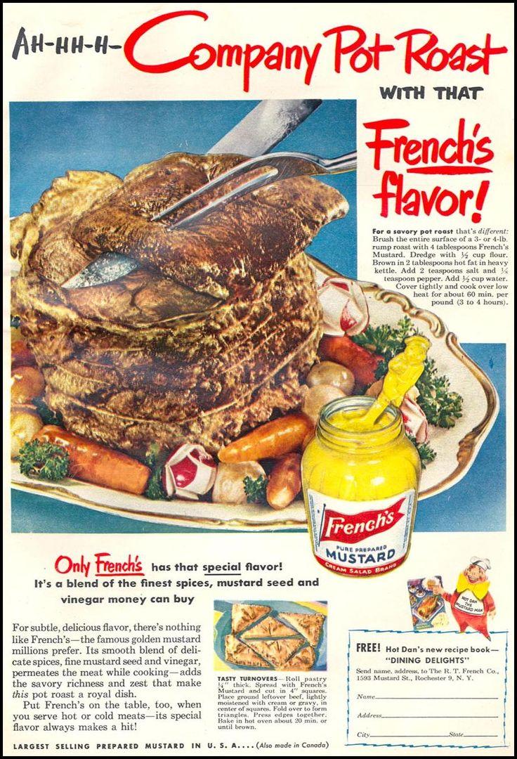 Best 25+ 1950s food ideas on Pinterest | Vintage food, Baked ...