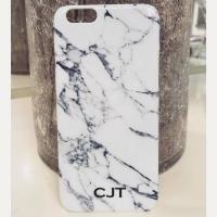 HunniBunni Personalised Marble Effect Phone Case