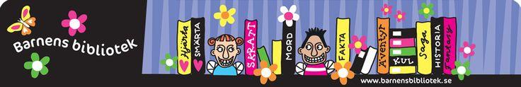 Lär dig om författare och illustratörer från A - Ö