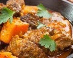 Tajine de veau aux carottes (facile, rapide) - Une recette CuisineAZ
