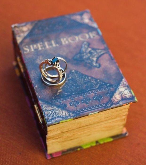 Les bagues de fiançailles Harry Potter sont de plus en plus prisées par les fans de la saga