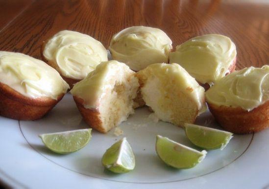 Geschmack der Tropen Cupcakes – Dieser Cupcake soll Sie in einen Traumurlaub entführen …