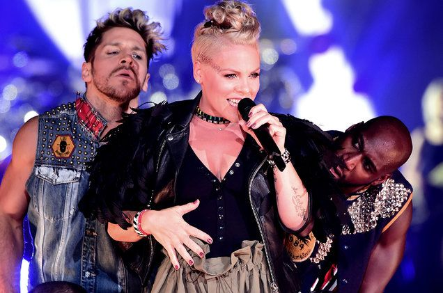 How P!nk's 'Beautiful Trauma' First-Week Sales is the Culmination of a Career's Worth of Pop Success | Billboard