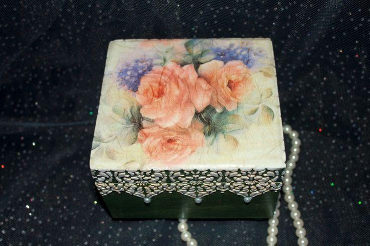 Exklusive Schatulle  von Exklusive Geschenke. auf DaWanda.com