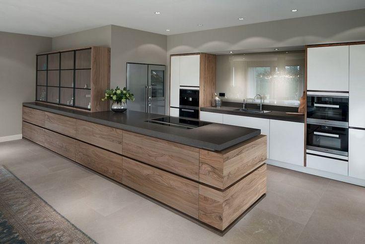 56+ Amazing Modern Kitchen Design Ideas And Remodel - #Amazing #design #Ideas #K...