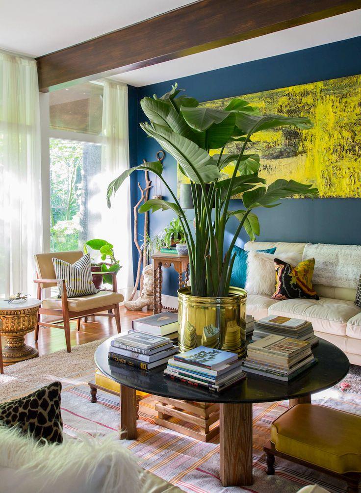 In Indiana, a Rare 1960s Home Where Architecture and Art Intertwine | Design*Sponge
