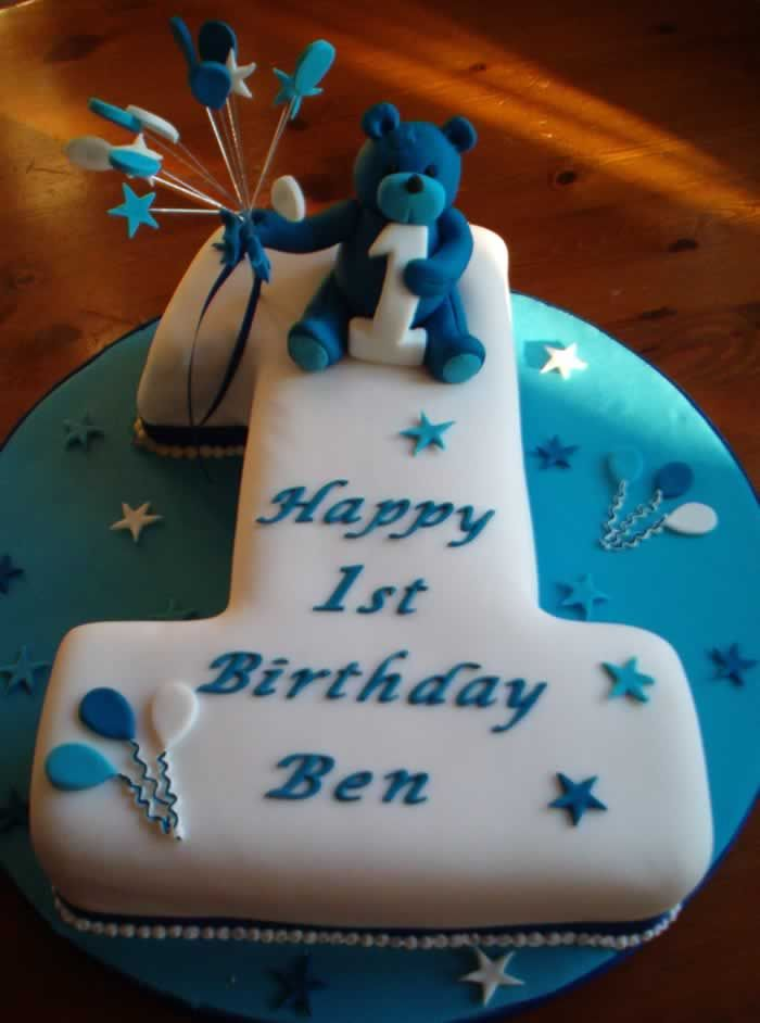 25 best ideas about 1st birthday cakes for boys on for 1st birthday cake decoration