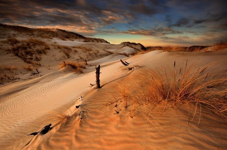 Sandscape | Photo by Grzegorz Lewandowski