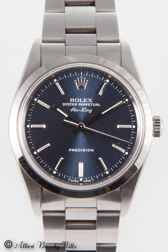 BRAND Rolex MODEL NAME AirKing MODEL NUMBER 14000 ITEM