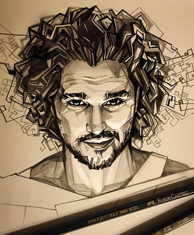 JON SNOW _______  #illustration #drawing #KitHarington #umityanilmaz #actor #face #jonsnow #instadraw #gameofthrones #crow #handsome #instartposts #artsplug #dailyart #artistic_nation #illustrationage #art_prime #phanasu #artdesires #artssafe #gallery84 #WorldofArtists #illustrateNow #Welkinart #artrevolution #arts_gallery #arrtposts #VSCO #artofdrawingg