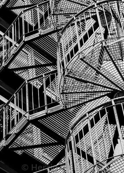 Treppenstruktur