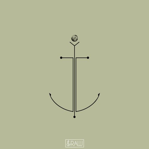 anchor minimal tattoo - Cerca con Google