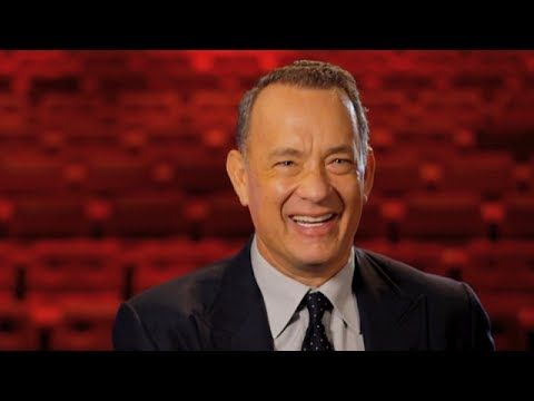 """Being an actor is """"a never-ending process of examining where you are in life"""" reflects Tom Hanks as he discusses living off $50 a week, how every director is..."""