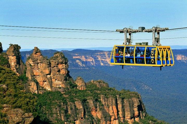 Scenic World Katoomba