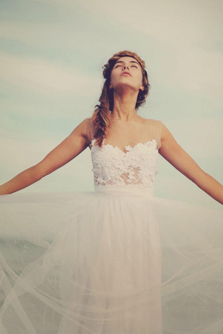 Mi Wedding Diario: Vestidos de Novia Bohemios ¿Donde Encontrarlos?