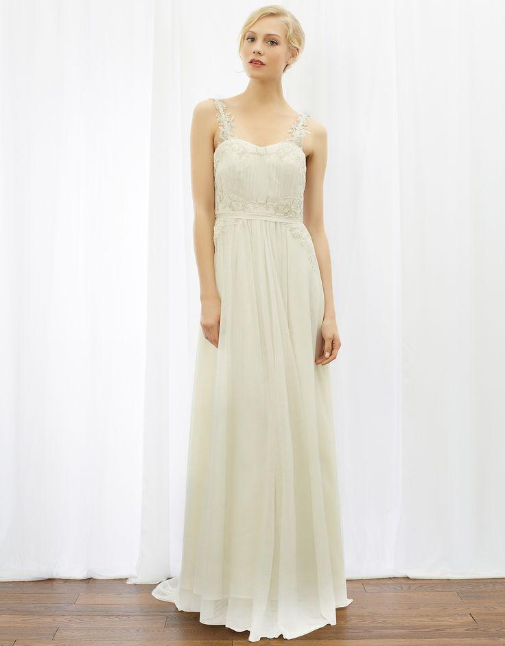 Olivia Bridal Dress http://www.weddingheart.co.uk/monsoon---wedding-dresses.html