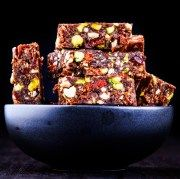 Quick and Easy Rocky Road Slice ~ Wholefood Simply