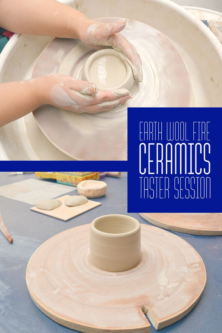 Earth Wool Fire Ceramics Course Taster Session