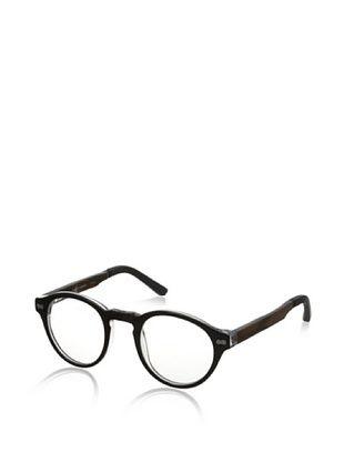 74% OFF Ivory + Mason Men's Robertson Eyeglasses, Tokyo Tortoise/Olive