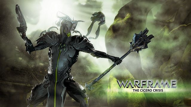 Warframe Update: New Warframe, Trophies, Custom Controls - http://videogamedemons.com/warframe-update-new-warframe-trophies-custom-controls/