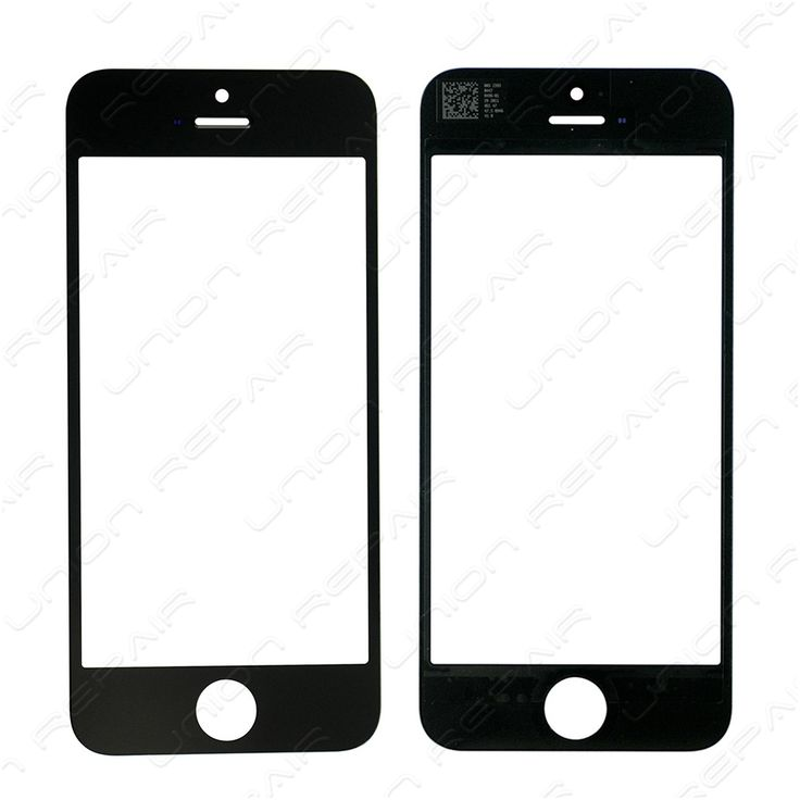 Replacement for iPhone 5 Front Glass Lens - Black    Specifications:  Color: Black  Screen Size: 4.0 Inches  Condition: Aftermarket  Compatibility: For iPhone 5 only    Features:      This part is the iPh...