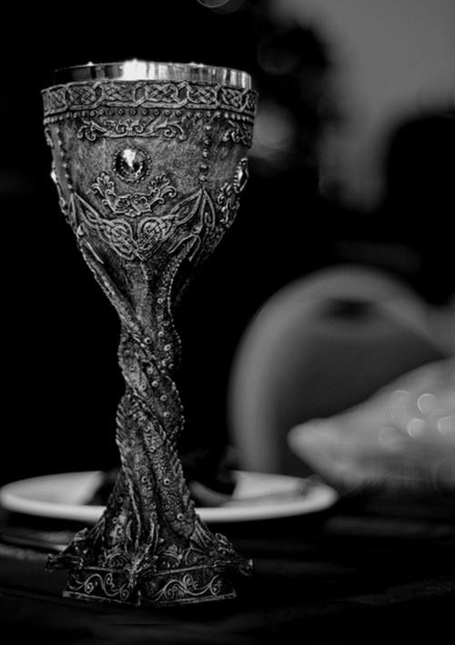Umbral Chalice: three enchanted goblets believed to allow ceremonial transformation into spectral forms.