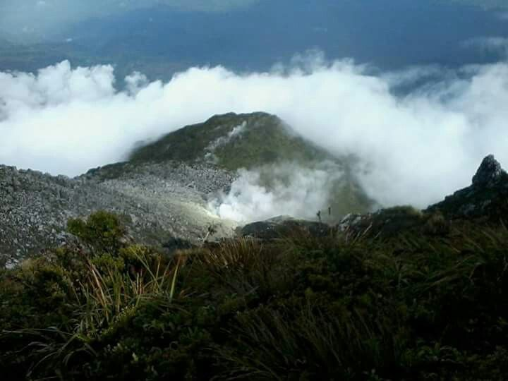 Mt. Apo..Davao City  Philippines