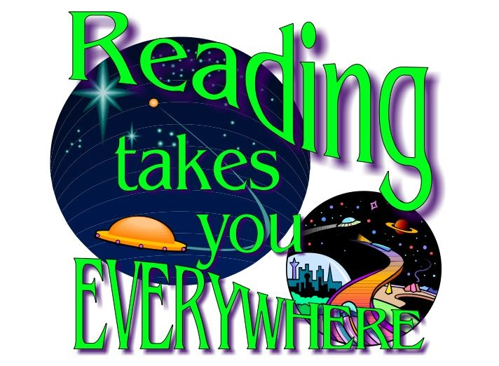 Image result for reading takes you everywhere