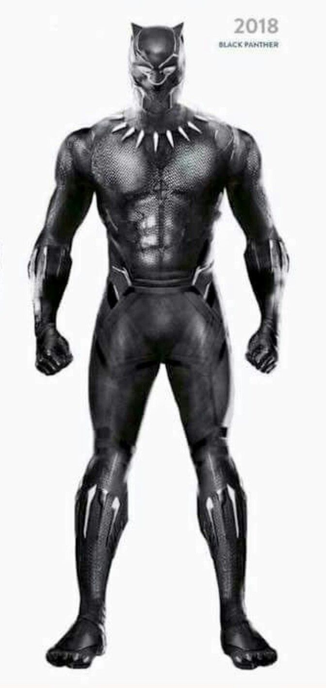 New Black Panther Uniform for upcoming 2018 movie February 16, 2018!