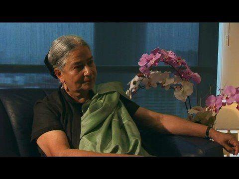 Indian Accent. Writer Anita Mazumdar was born 24 June 1937 (age 77) in Mussoorie, British India▶ The Interview Of Anita Desai - YouTube