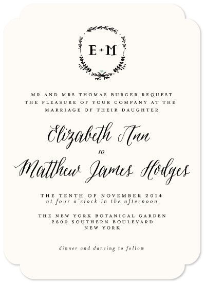 25 Best Handwritten Wedding Invitations Ideas On