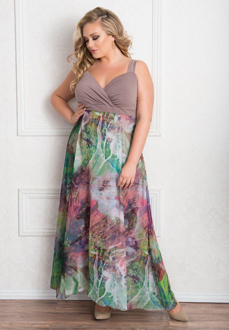 Plus Size Dresses Naime Dress - Garden Party  Women's Plus Size Clothing, Plus Size Dresses, Plus Size Fashion