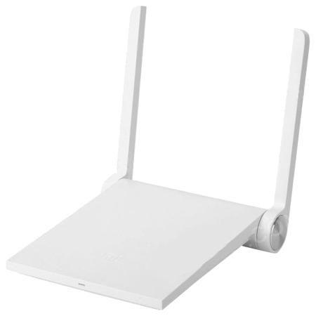 Xiaomi Mi WiFi Router Mini (белый)  — 2990 руб. —  Роутер Xiaomi Mi WiFi Router Mini – компактное устройство, отлично подходящее как для домашнего, так и для офисного использования. Благодаря применению двух внешних антенн с высоким коэффициентом усиления оно может создавать беспроводную сеть, покрывающую площадь до 200 квадратных метров и легко преодолевающую различные препятствия – в том числе толстые несущие стены. Отличное быстродействие. Маршрутизатор создан с применением современной…