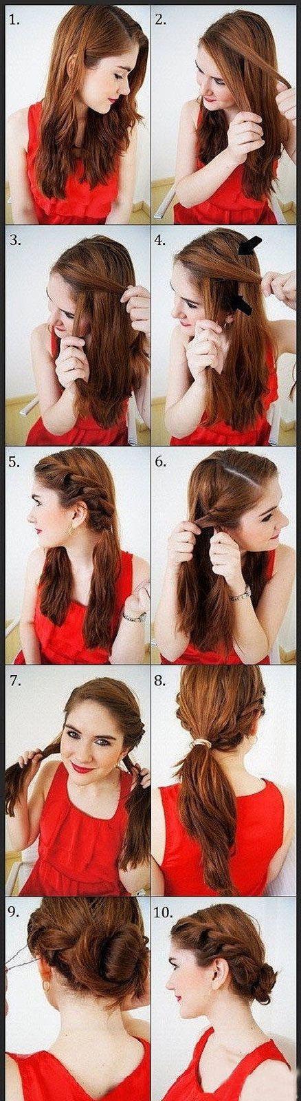 hair styles for long hair hairstyles