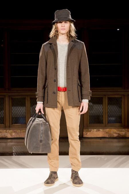 Jack Spade Fall-Winter 2014 Men's Collection