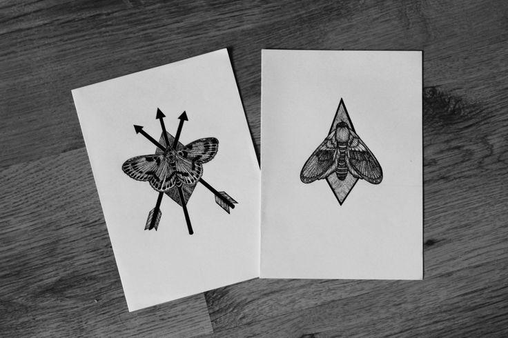 dtlecky.tumblr.com #dotwork #linework #art #design #ink #tattoodesign