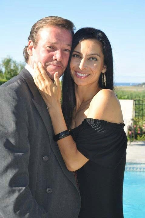Arthur Wahlberg and fiance Jennifer Gjulameti | The ...