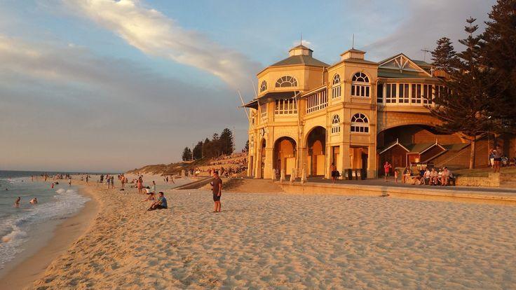 Indiana Cottesloe Beach