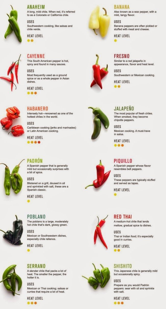 Varietats: All About Chili by Williams-Sonoma