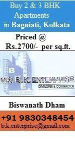 2 & 3 BHK Flat Available At Garia Mahamayatala for Sale at Garia  http://www.liyans.com/