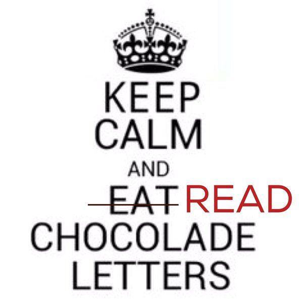 Gebruik je fantasie, of chocolade
