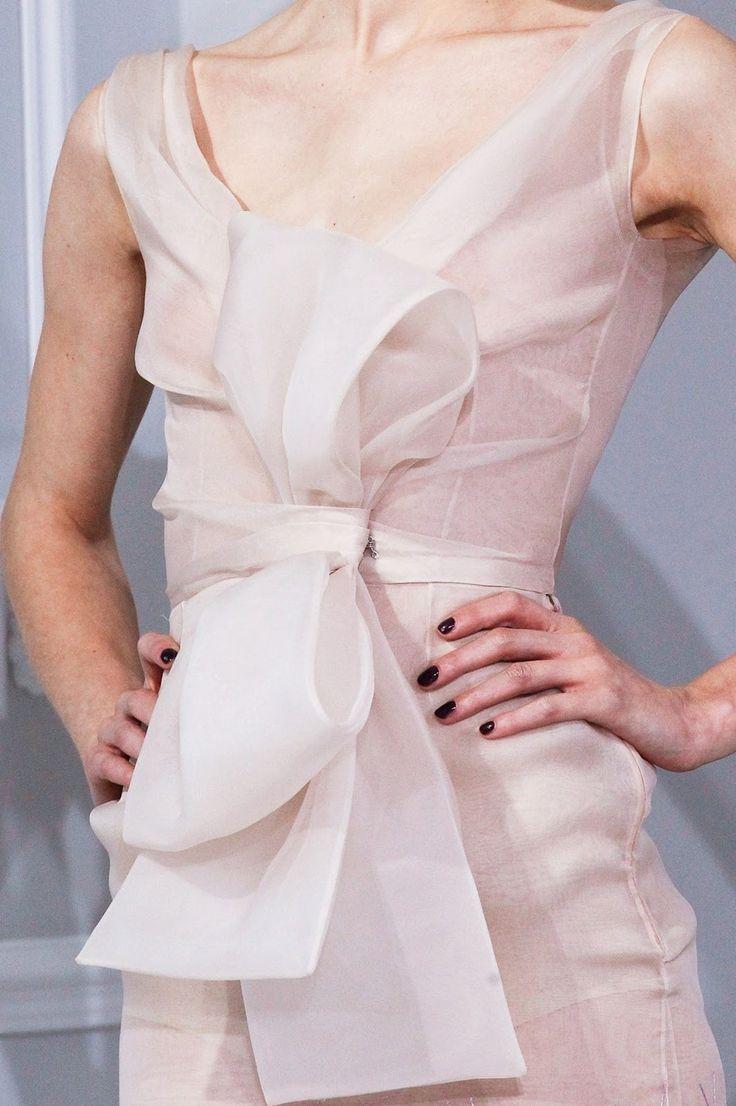 Christian Dior bridal   delicate bridal fashion