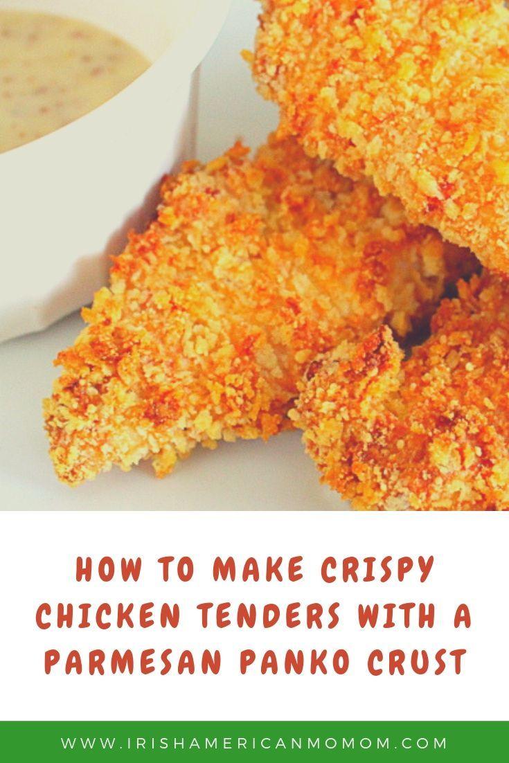 Homemade Chicken Tenders Or Chicken Goujons Irish American Mom Recipe Homemade Chicken Tenders Chicken Tenders Oven Crispy Chicken Tenders