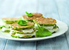 Frittelline di spinaci e stracchino -   Cucina Naturale