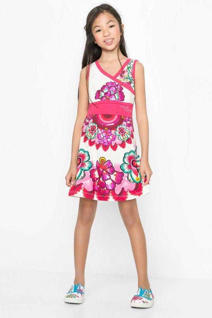 10 best vestidos desigual images on Pinterest | Kids fashion, For ...