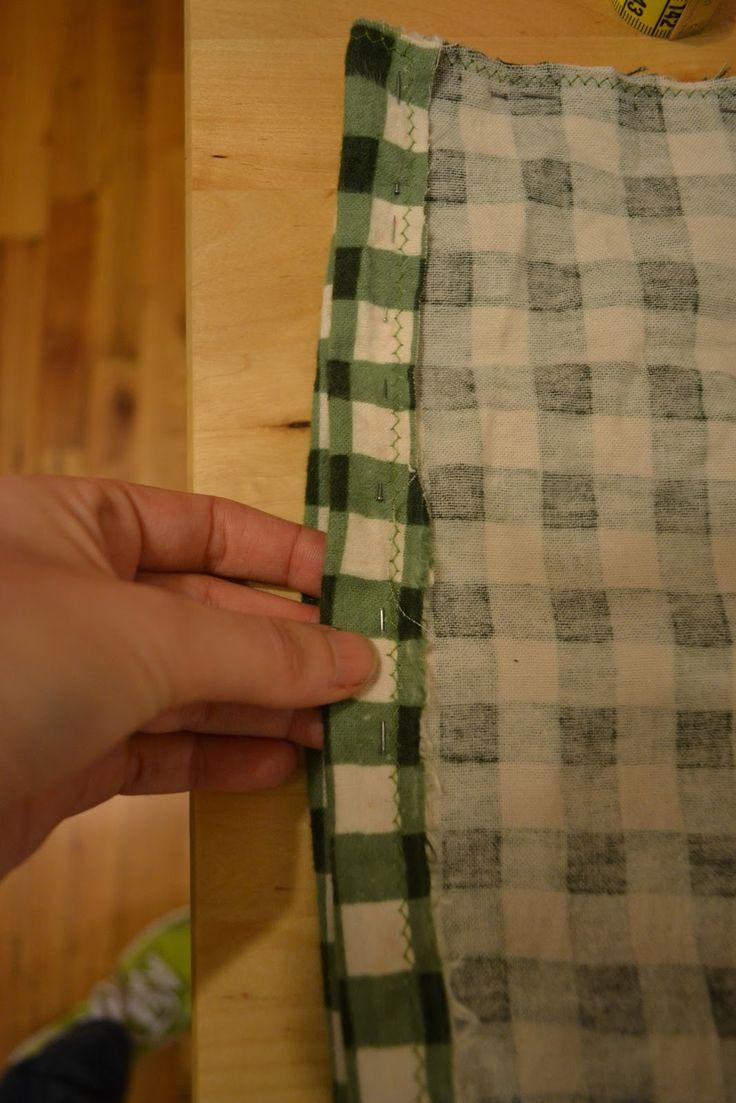 Un pyjama pour un homme du matin ! Le Tuto ! | HOMEMADE PERRINPIMPIM