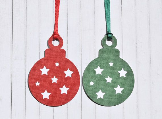 Christmas Bauble Bauble With Stars Christmas by ColourscapeStudios